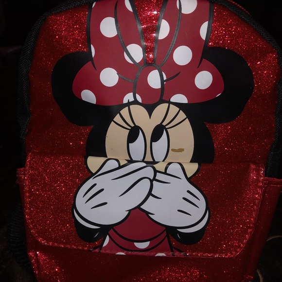 Disney Other - Mini mouse children's backpack
